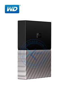 Disco duro externo Western Digital My Passport Ultra, 1TB, USB 3.0, Negro Gris.