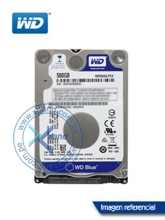 HD WD 500GB SATA3 5400 BLUE NB