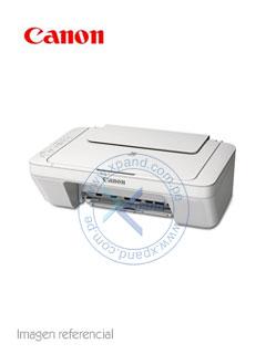 Multifuncional de tinta Canon Pixma MG2522, Imprime/Escáner/Copia, USB.