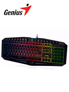 TECLADO GAMER GENIUS K9