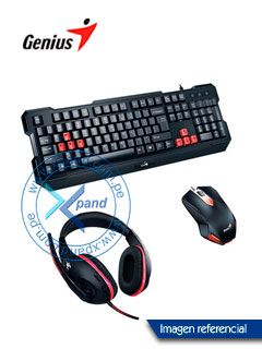 PACK GAM KMH 200 GEN KB+HD+MS