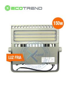 Reflector 150w,140LmXwatts, 21000Lm 32°X84° Asimétrico, 6000°k, CRI70 90-305Vac,IP66,IK10