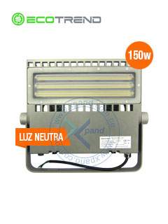 Reflector 150w,140LmXwatts, 21000Lm 32°X84° Asimétrico, 4000°k, CRI70 90-305Vac,IP66,IK10