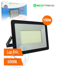 FLOOD LIGHT 150W DOB 6000K