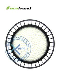 LED High-Bay (Redondo), 150W, 90-305 V AC, 5700K.