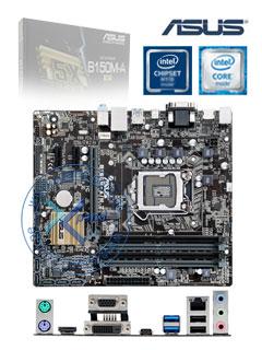 MB ASUS INT B150M-A S/V/L DDR4
