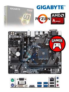 MB GB A320M-S2H S/V/L DDR4