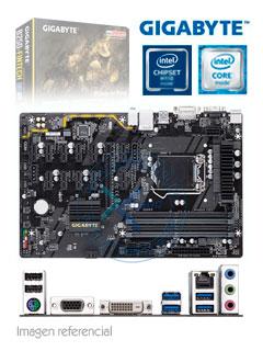 MB GB B250 FINTECH SVL DDR4