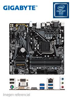 MB GB B460M DS3H S/V/L DDR4