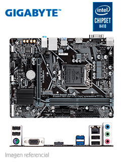 MB GB H410M H S/V/L DDR4
