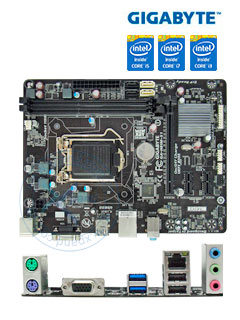 MB GB INTEL H81M-S1 S/V/L DDR3