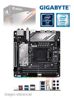Motherboard Gigabyte Z390 I Aorus Pro WiFi, rev 1.0, LGA1151,Z390, DDR4, SATA 6.0, USB 3.1
