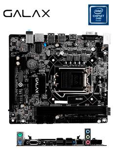 MB GALAX H81M S/V/L DDR3