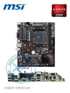 MB MS A320M PRO VH+ S/V/L DDR4