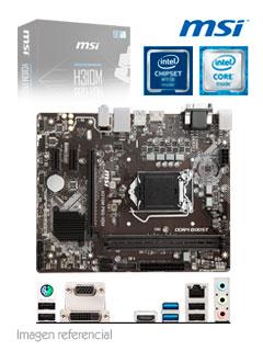 MB MSI H310MPRO-VDH S/V/L DDR4