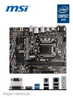 MB MS H410M PRO S/V/L DDR4