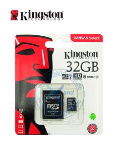 MICRO SD KING CANVAS 32GB C10