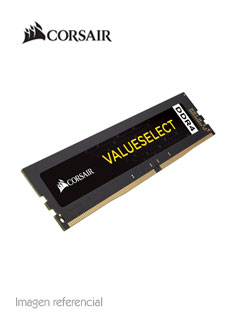 MEM COR 4G VALUE 2400MHZ DDR4
