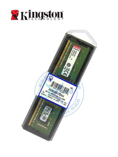 Memoria Kingston KVR24N17S6/4, 4GB, DDR4, 2400 MHz, PC4-19200, CL17, non-ECC, 1.2V.