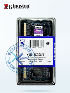 MEM SODIMM KING 4GB DDR3 1333