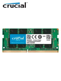 MEM RAM 8G CRUCIAL SODIMM 2.6G