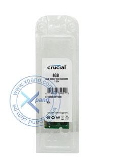 ME SODIM CRU D3 8GB 1600 1.35V