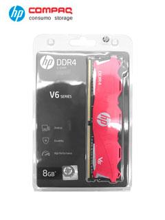 MEM 8G HP V6 2666MHZ DDR4