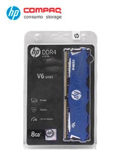 MEM 8G HP V6 3000MHZ DDR4