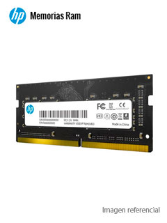 MEM 8G HP S1 SODIMM 2.66 DDR4
