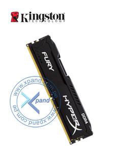 KING 8G DDR4 2400 HX FURY BK