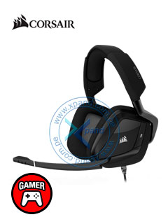 Auriculares Gaming Corsair VoId Pro RGB Premium, Dolby 7.1, microfono, Carbon