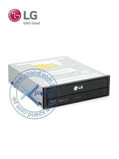 SuperMulti Blu-ray LG BH16NS40, 16X, interno, SATA.