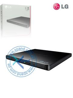DVD RW USB LG 8X SLIM GP65NB60