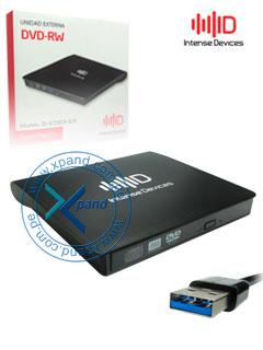DVD RW USB ID 8X SLIM 819 3.0