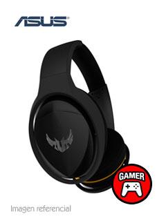 Auriculares Gamer Asus TUF Gaming H5, 7.1 Virtual, micrófono, USB / 3.5mm, Negro.