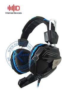 HEADSET ID H2158D BK