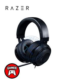 Auriculares Gaming Razer Kraken Pro V2, 50mm, 32 Ohm, Negro, microfono, 3.5mm.