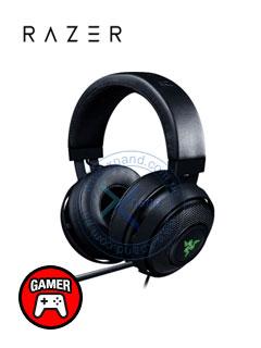 Auriculares Gaming Razer Kraken 7.1 V2, 50mm, 32 Ohm, Negro, microfono, 3.5mm.