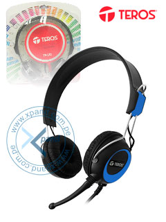 HEADSET TEROS S82 BLUE