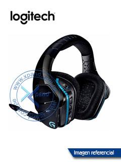 Auriculares inalámbricos Logitech G933 Artemis Spectrum, sonido envolvente 7.1.