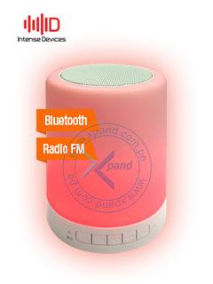 SPEAKER RGB BT/SD/FM/MIC LED