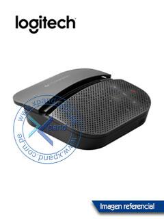 Parlante para conferencia portátil Logitech P710W, Bluetooth, NFC, USB.