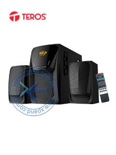 SPKBT TE5018 WITH USB/SD/FM BK