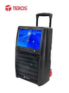 SPK TEF3012 WITH USB/FM/WIRED/