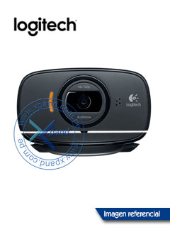 Webcam HD Logitech C525, interfaz: USB 2.0, ideal para video llamadas, enfoque automático,