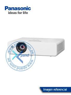 """Proyector Panasonic PT-LW373, 3600 Lúmenes, 1280x800, WXGA, 30""""- 300""""."""