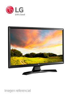 "Monitor TV LG 24TK410D, 23.6"" IPS, 1366x768, HDMI / VGA / AUDIO."
