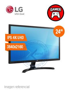 MON LG LED 24'' 4K UHD