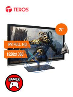 MON TEROS LED 27'' HDMI VGA