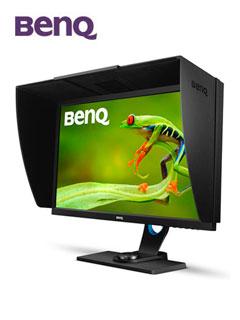 """Monitor BenQ SW2700PT, 27"""", 2560 x 1440, WQHD, HDMI / DP / DVI-D / Audio / USB."""